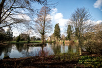 Wakehurst Place - January 2015